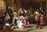 Much Ado About Nothing by Alfred Elmore 1846.jpg