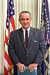 Lyndon B. Johnson, thirty sixth President of the United States