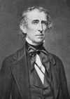 John Tyler, tenth President of the United States