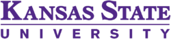 Kansas State University wordmark.png