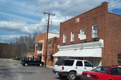 Downtown Stony Creek Virginia (photographed by Taber Andrew Bain)