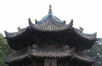 Top of the Great Mosque of Xi'an