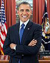 Official presidential portrait