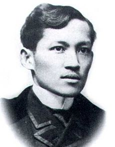 Jose Rizal, a pioneer of Philippine Revolution through his literary works.