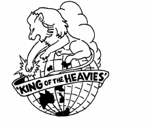 King of the Heavies insignia