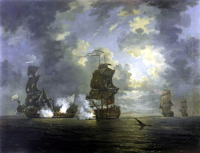 File:HMS Monmouth and Foudroyant 1758.jpg