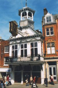 The Guildhall in Guildford