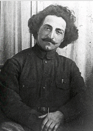Grigol Ordzhonikidze at the 10th Party Congress (3).jpg