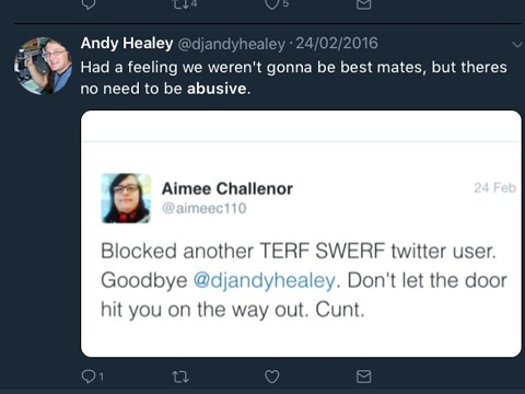 Aimee Challenor being abusive.jpg