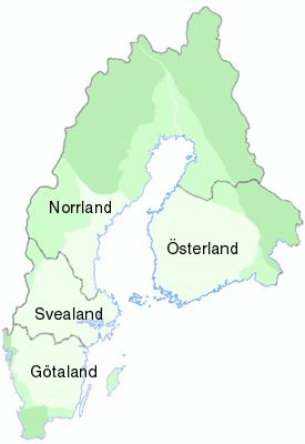 Scandinavia Infogalactic The Planetary Knowledge Core - Norway encarta map