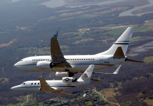 C-38A and C-40C DC ANG in flight.jpg