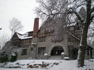 The Kirtland Cutter designed James N. Glover House