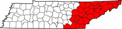 Map of East Tennessee counties.png