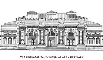 Metropolitam Museum of Art by Simon Fieldhouse.jpg