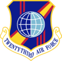 Twenty-Third Air Force - Emblem.png