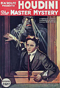 The Houdini Serial, 1919 movie poster
