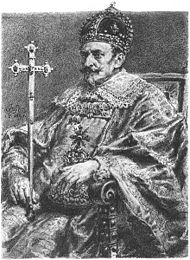 Sigismund III, by Jan Matejko