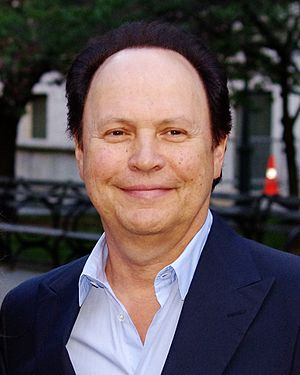Photo of Billy Crystal at the 2012 Tribeca Film Festival.