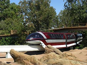 photo of new Monorail