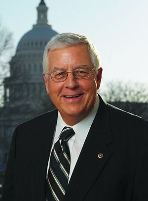 Mike Enzi, official portrait, 111th Congress.jpg