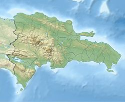 Puerto Plata (city) is located in the Dominican Republic