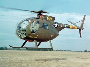 Hughes YOH-6A Cayuse US Army in flight.jpg