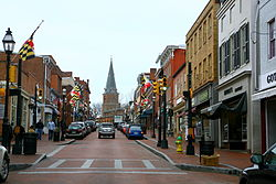 Annapolis, Maryland.