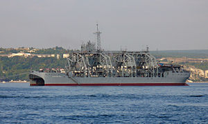 Kommuna at Sevastopol in 2008