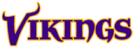Minnesota Vikings wordmark