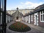 Penny's Almshouses Including Chapel and Screen Wall