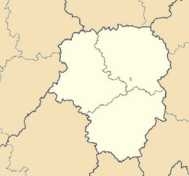 Tulle is located in Limousin