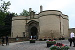 Nottingham Castle Gatehouse, Outer Bridge and Adjoining Gateway
