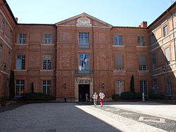 Prefecture building of the Haute-Garonne department, in Toulouse