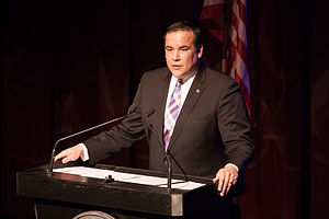 Ginther at swearing-in