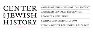 Center for Jewish History logo