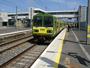 Howth Junction railway station in 2007.jpg