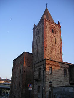 Church of St. Francis.