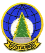 921st Aircraft Control and Warning Squadron - Emblem.png