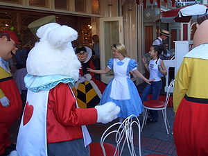 Disneyland Musical Chairs