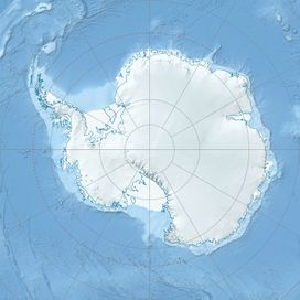 Mount Melbourne is located in Antarctica