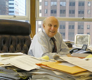 Floyd Abrams, counsel to The New York Times