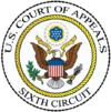 Seal of the United States Court of Appeals for the Sixth Circuit