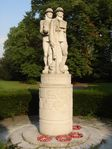War Memorial of the 24th East Surrey Division, Battersea Park