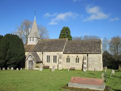St Peter's church, Woodmancote.JPG