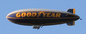 The Good Year Blimp