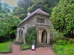 The Gothic Cottage at Stourhead