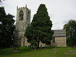 St Oswald's Church, Dunham-on-Trent
