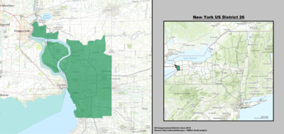 New York US Congressional District 26 (since 2013).tif