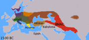 IE languages 1500 BC