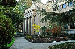 Washington County Courthouse (Washington County, Oregon scenic images) (washD0007).jpg